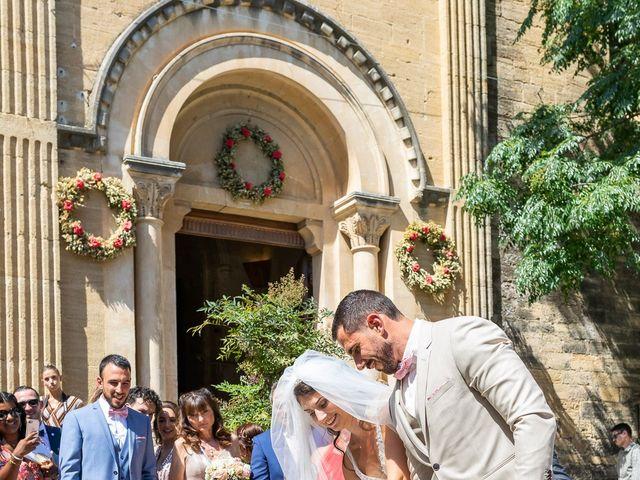 Le mariage de Fabien et Coralie à Châteauneuf-du-Pape, Vaucluse 52