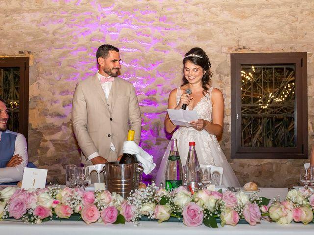 Le mariage de Fabien et Coralie à Châteauneuf-du-Pape, Vaucluse 85