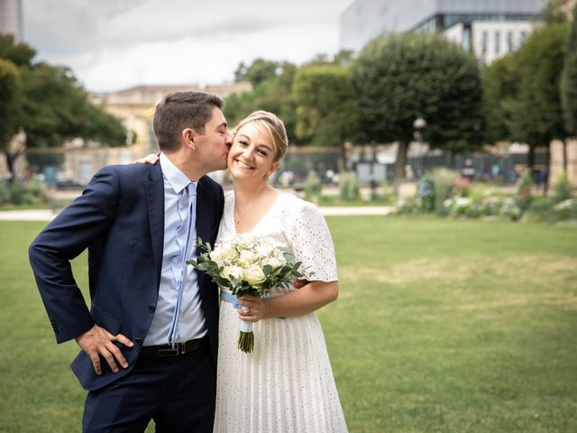 Le mariage de Edouard et Laura à Bordeaux, Gironde 2