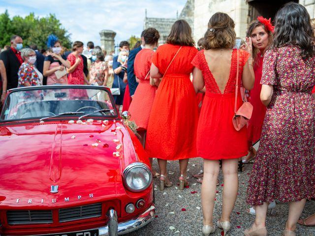 Le mariage de Edouard et Laura à Bordeaux, Gironde 11