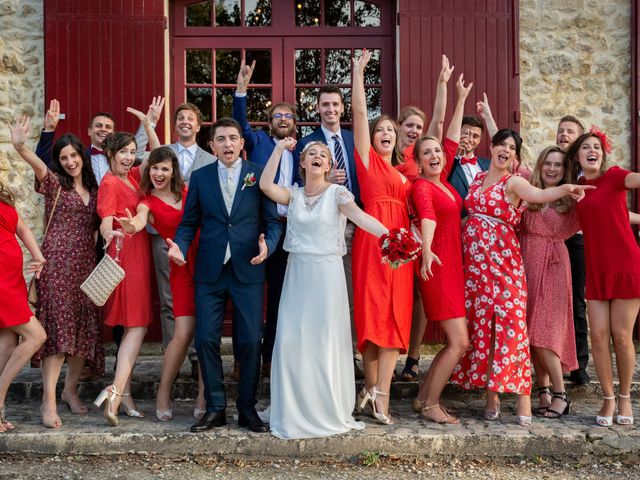 Le mariage de Edouard et Laura à Bordeaux, Gironde 25