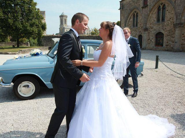 Le mariage de Romain et Sandra à Bricquebec, Manche 3