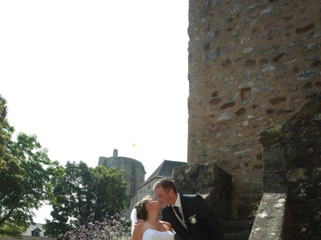 Le mariage de Romain et Sandra à Bricquebec, Manche 8