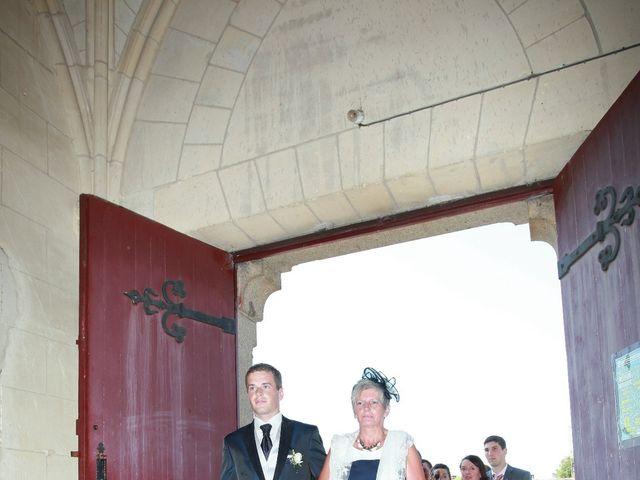 Le mariage de Romain et Sandra à Bricquebec, Manche 16