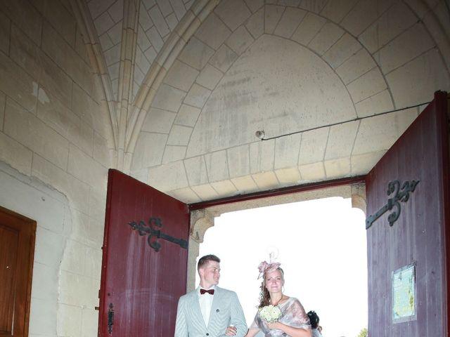 Le mariage de Romain et Sandra à Bricquebec, Manche 19