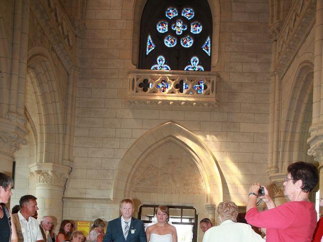 Le mariage de Romain et Sandra à Bricquebec, Manche 20