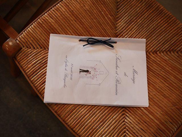 Le mariage de Romain et Sandra à Bricquebec, Manche 25