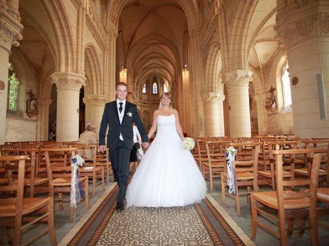 Le mariage de Romain et Sandra à Bricquebec, Manche 27