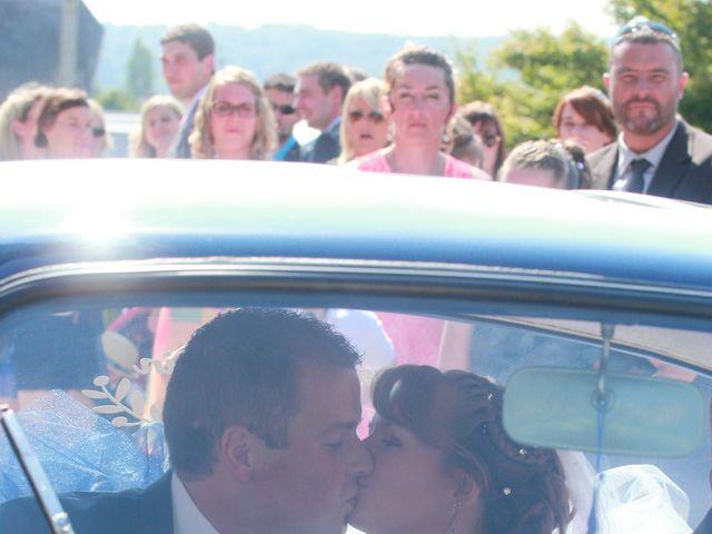 Le mariage de Romain et Sandra à Bricquebec, Manche 31
