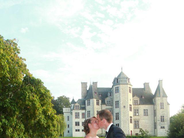 Le mariage de Romain et Sandra à Bricquebec, Manche 40