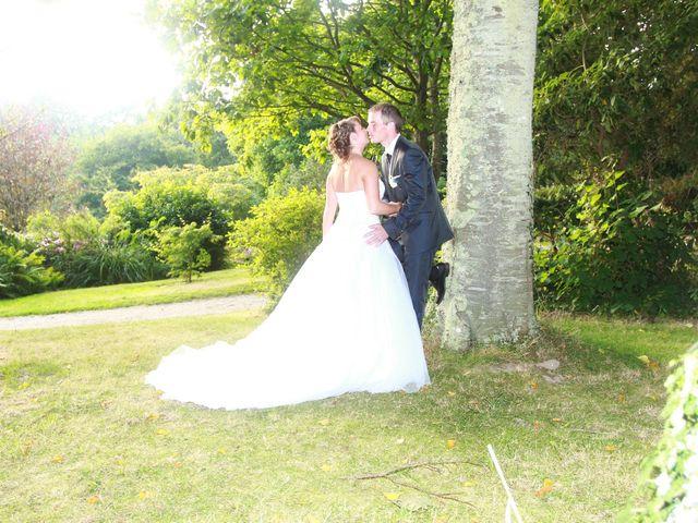 Le mariage de Sandra et Romain