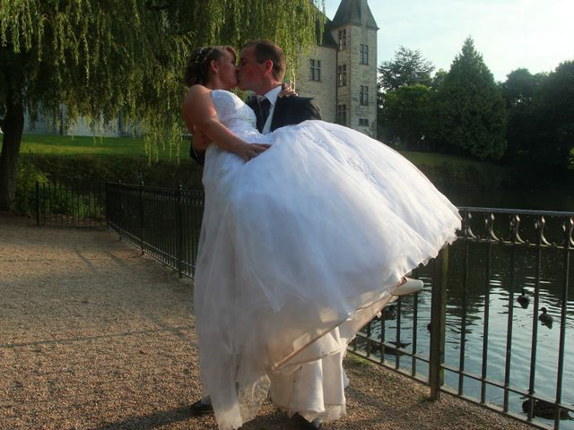 Le mariage de Romain et Sandra à Bricquebec, Manche 43
