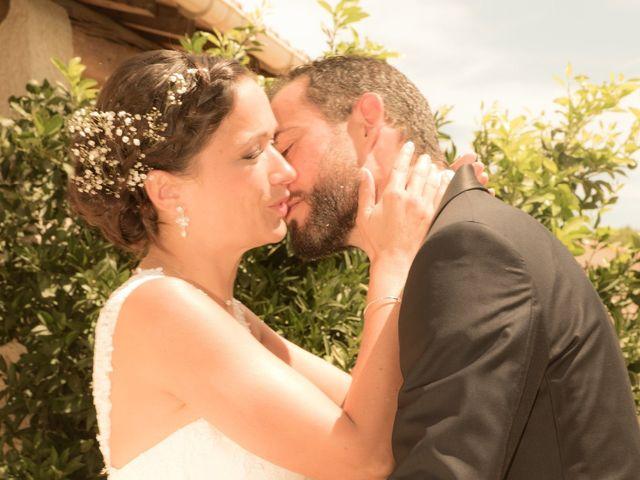 Le mariage de Julien et Sandrine à Saint-Étienne-du-Grès, Bouches-du-Rhône 3