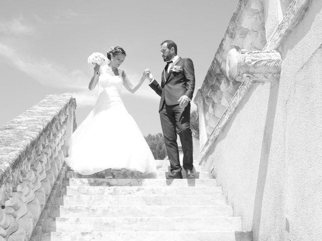 Le mariage de Julien et Sandrine à Saint-Étienne-du-Grès, Bouches-du-Rhône 5