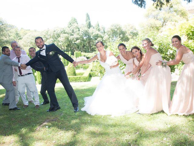 Le mariage de Julien et Sandrine à Saint-Étienne-du-Grès, Bouches-du-Rhône 8
