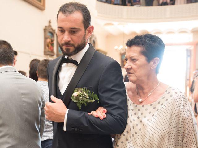 Le mariage de Julien et Sandrine à Saint-Étienne-du-Grès, Bouches-du-Rhône 15