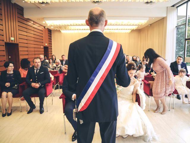 Le mariage de Frédéric et Mirela à La Garenne-Colombes, Hauts-de-Seine 40