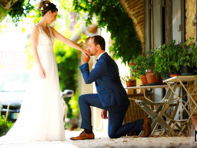 Le mariage de Yoann et Marine à Pujo-le-Plan, Landes 1