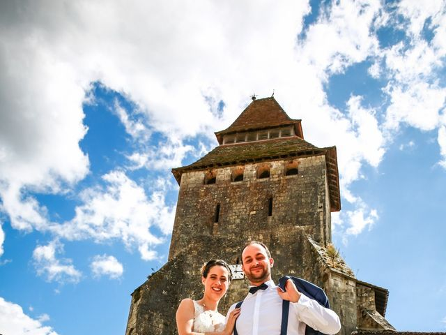 Le mariage de Yoann et Marine à Pujo-le-Plan, Landes 3