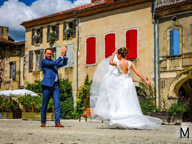 Le mariage de Yoann et Marine à Pujo-le-Plan, Landes 2