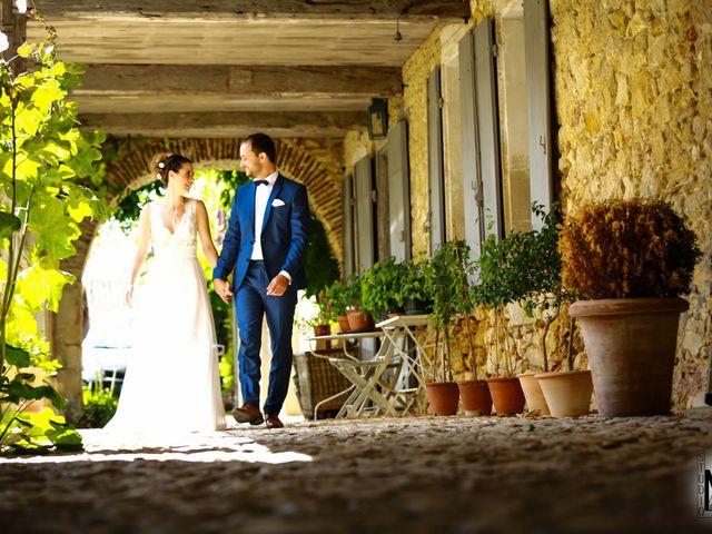 Le mariage de Yoann et Marine à Pujo-le-Plan, Landes 5