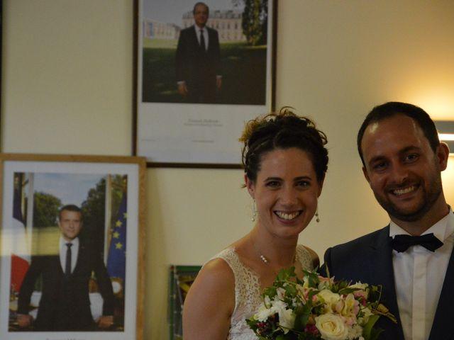 Le mariage de Yoann et Marine à Pujo-le-Plan, Landes 6