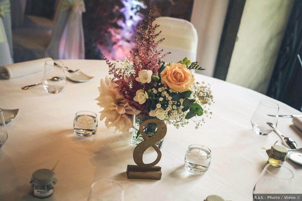 Le Mariage de la Semaine : La décoration 2
