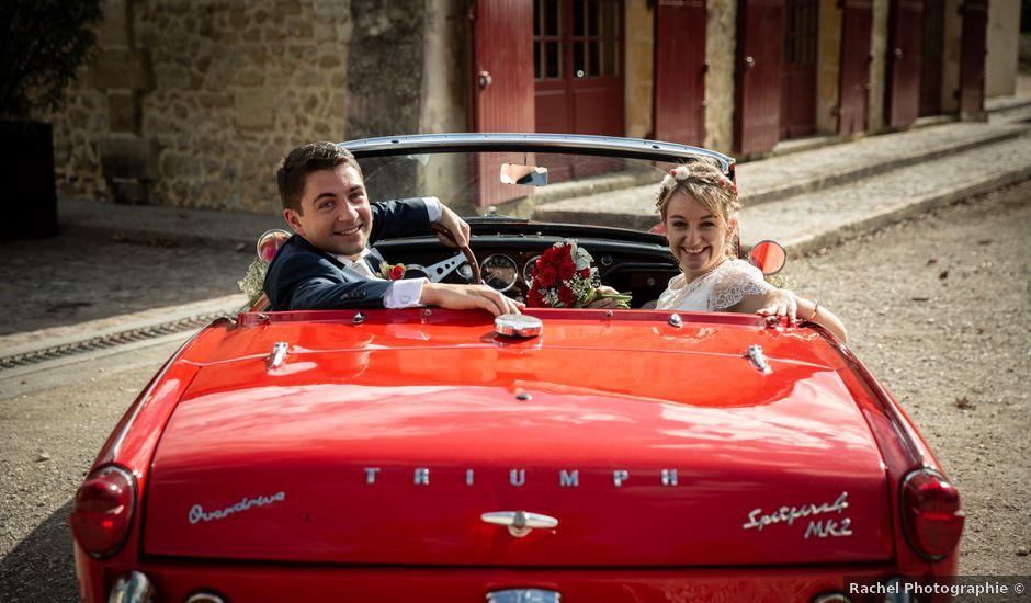 Le mariage de Edouard et Laura à Bordeaux, Gironde