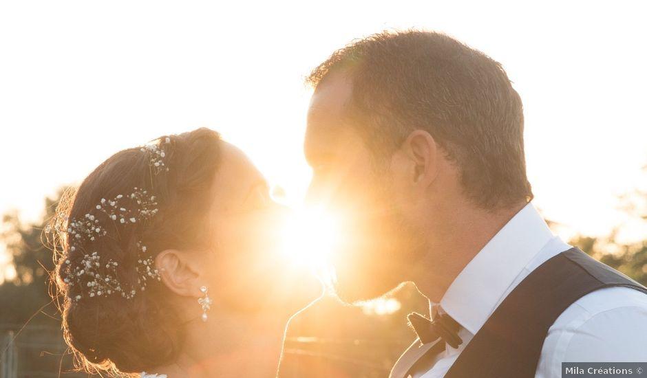 Le mariage de Julien et Sandrine à Saint-Étienne-du-Grès, Bouches-du-Rhône