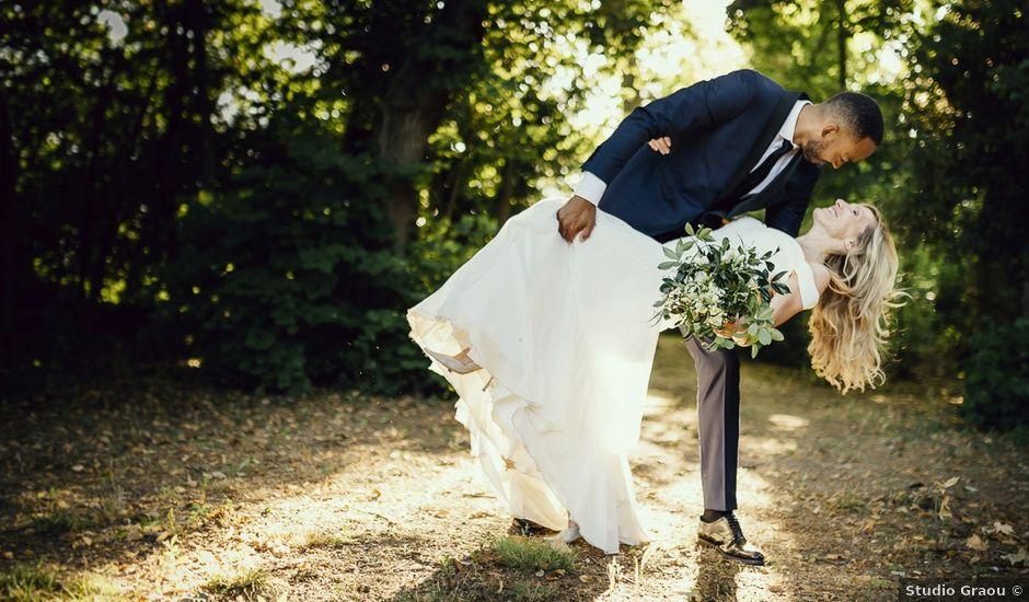 Le mariage de Jimmy et Laure à Lignan-sur-Orb, Hérault