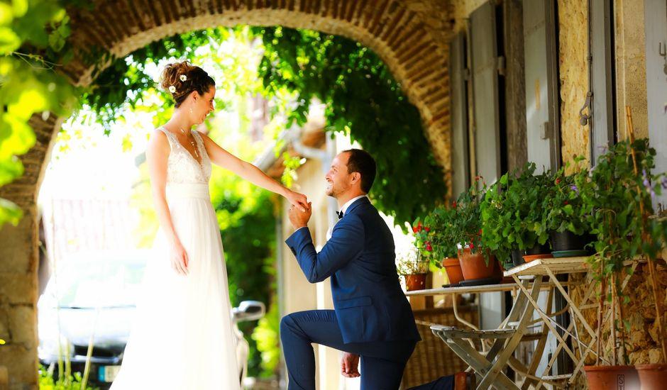 Le mariage de Yoann et Marine à Pujo-le-Plan, Landes