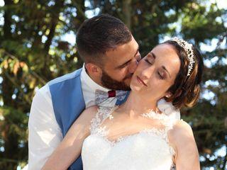 Le mariage de Mélissa et Kévin