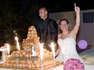 Le mariage de Cynthia et Gaël 2