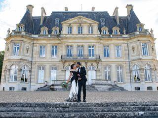 Le mariage de Kim Mai et Mathieu