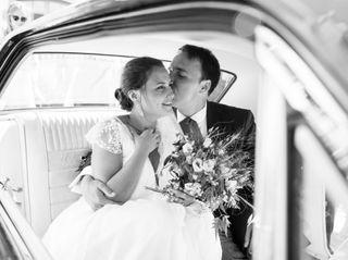 Le mariage de Blandine et Pierre Guillaume