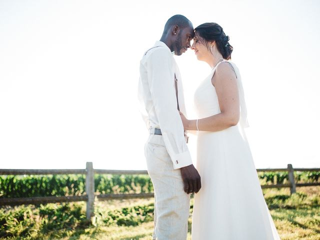 Le mariage de Vanessa et Emdy