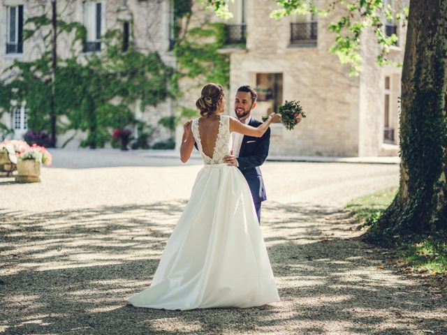 Le mariage de Pauline et Olivier