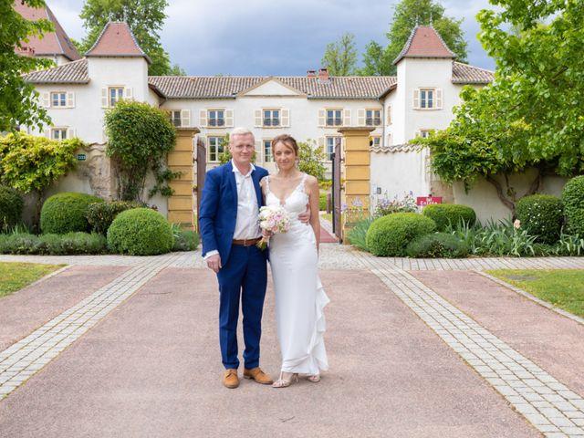 Le mariage de Mireille et Franck