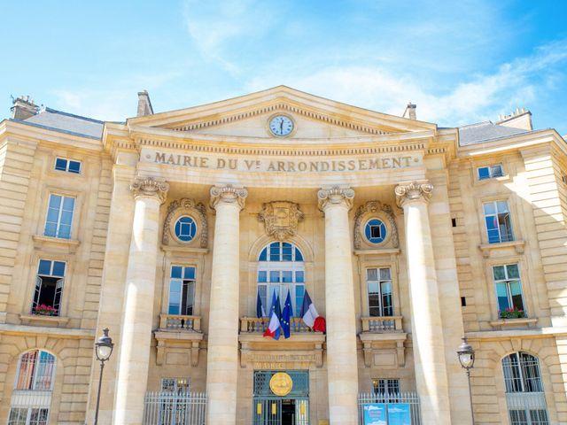 Le mariage de François et Églantine à Paris, Paris 31