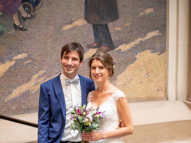 Le mariage de François et Églantine à Paris, Paris 37