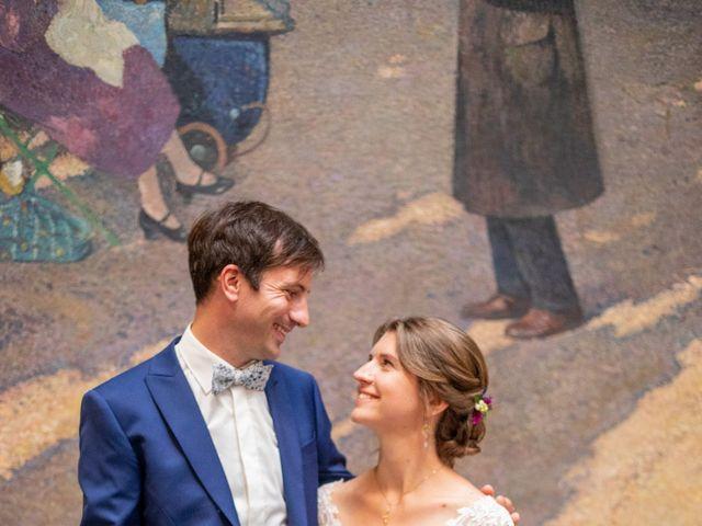 Le mariage de François et Églantine à Paris, Paris 38