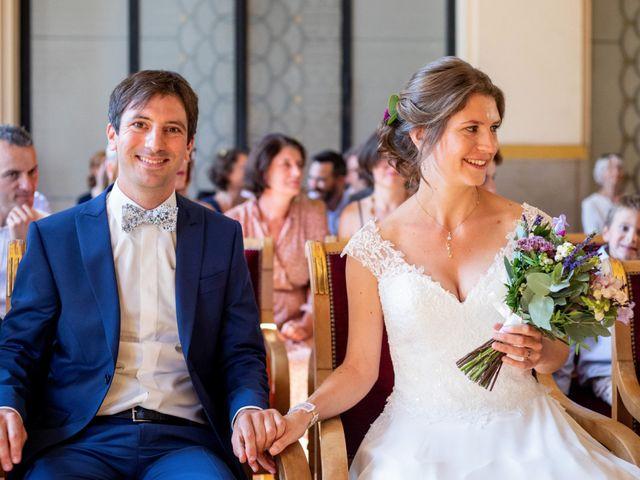 Le mariage de François et Églantine à Paris, Paris 40