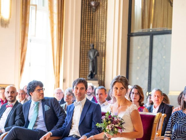 Le mariage de François et Églantine à Paris, Paris 44