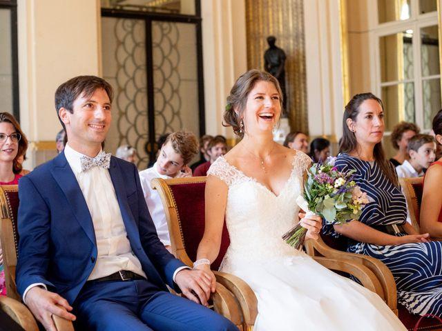 Le mariage de François et Églantine à Paris, Paris 45