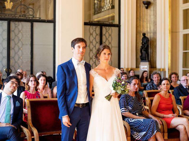 Le mariage de François et Églantine à Paris, Paris 48