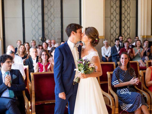 Le mariage de François et Églantine à Paris, Paris 49