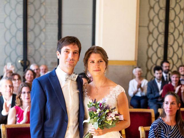 Le mariage de François et Églantine à Paris, Paris 50