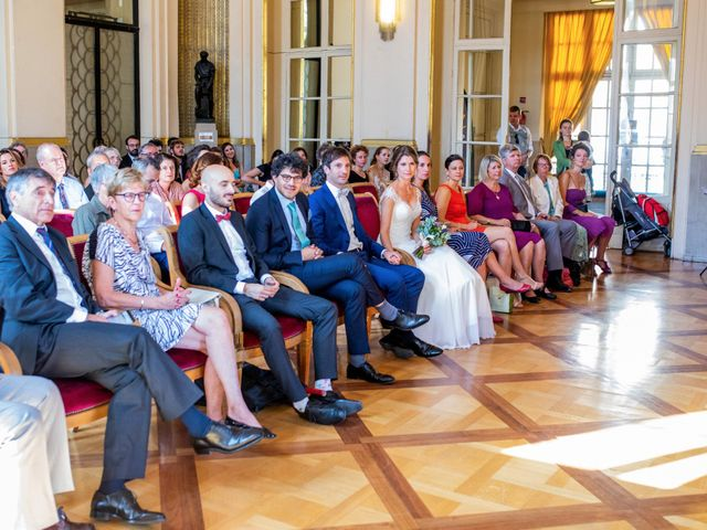 Le mariage de François et Églantine à Paris, Paris 52