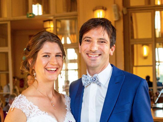 Le mariage de François et Églantine à Paris, Paris 54