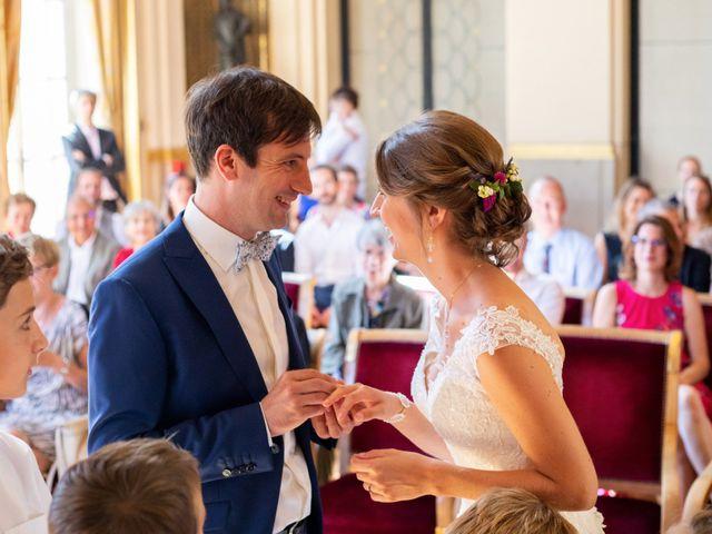 Le mariage de François et Églantine à Paris, Paris 59